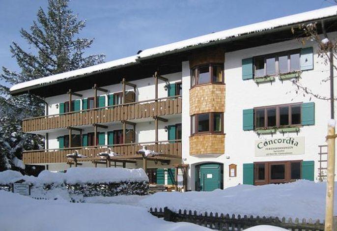 Ferienwohnungen Haus Concordia, Bad Wiessee am Tegernsee