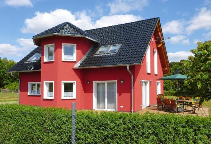 Ferienhaus Zum roten Adler, Storkow