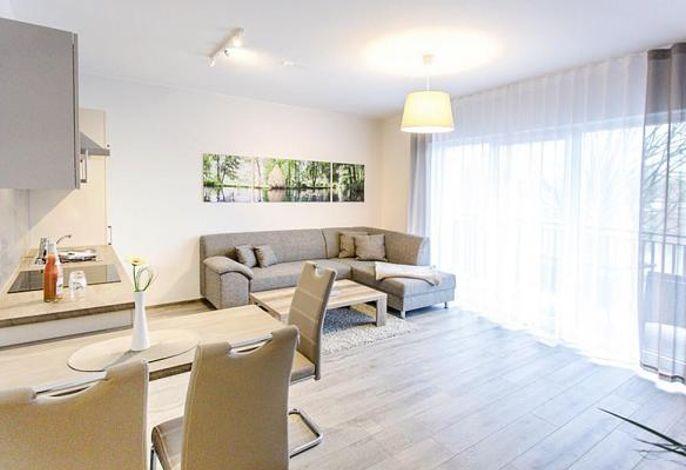 Appartements Spreehaus, Lübben