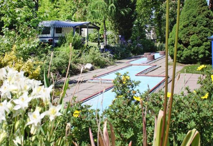 Caravanpark KNAUS, Walkenried