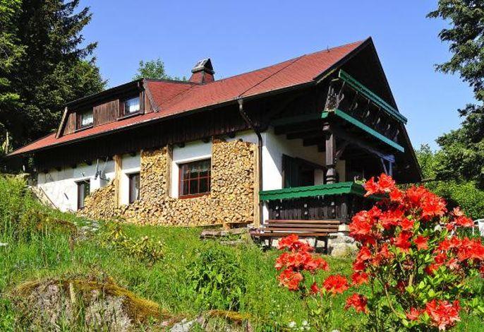 Ferienhaus Am Hermannsberg, Oberschönau