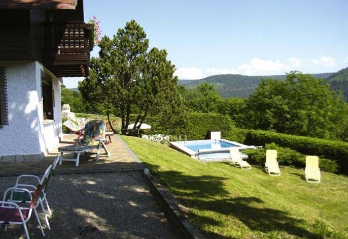 Ferienhaus, Oberschönau