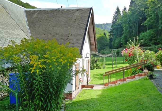 Ferienhaus Thomasmühle, Schleusingerneundorf