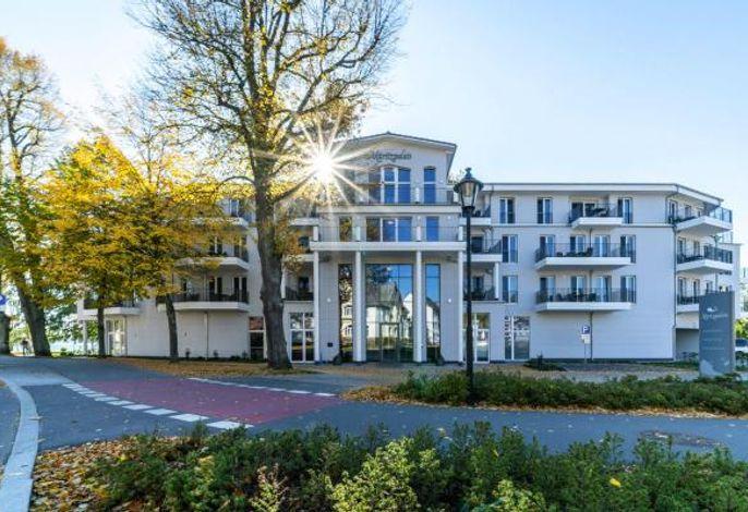 Apart Hotel Müritzpalais, Waren an der Müritz