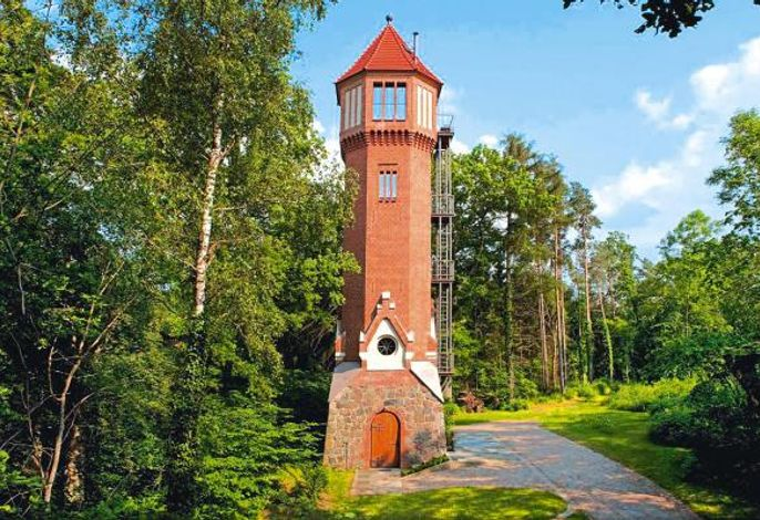 Wasserturm, Kuchelmiß