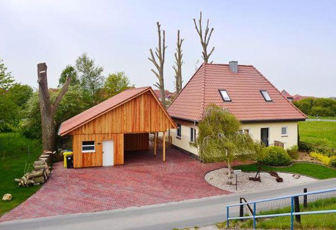 Ferienhaus, Fedderwardersiel
