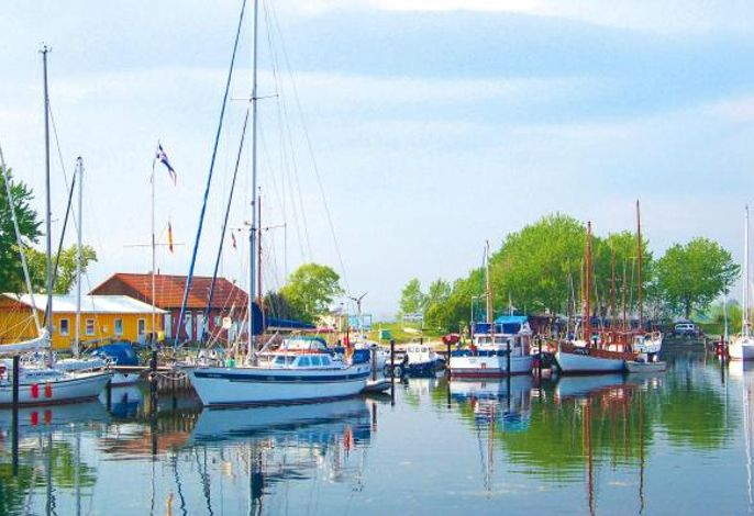 Ferienanlage Orther Reede, Fehmarn-Orth