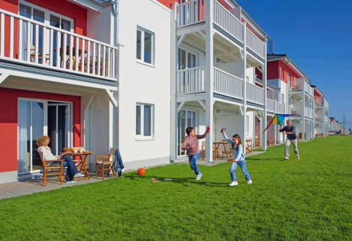 Ferienanlage DORFHOTEL Boltenhagen, Boltenhagen