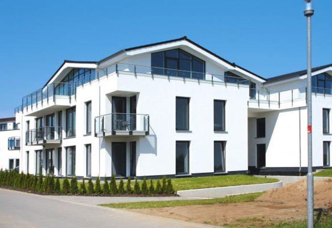 Appartementhaus Calmsailing, Börgerende
