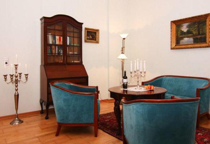 Appartements im Schloss Tressow, Bobitz