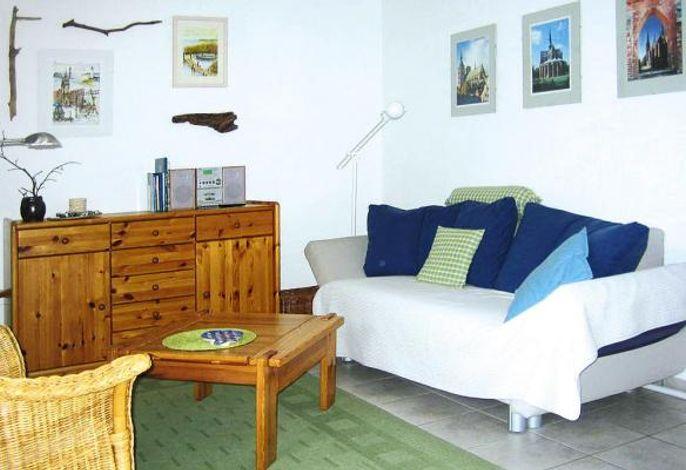 Ferienwohnung in der Ferienanlage Achtern Diek, Zingst