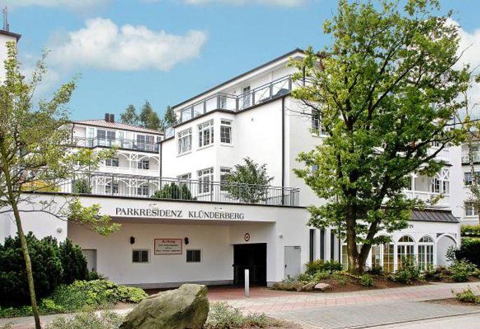 Residence Klünderberg, Binz