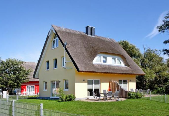 Doppelhaushälfte Lotte, Vieregge