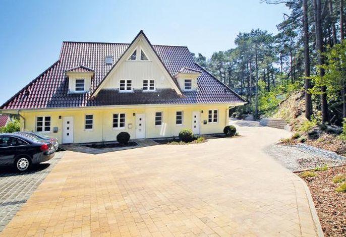 Reihenhäuser Dünenwaldhaus, Trassenheide