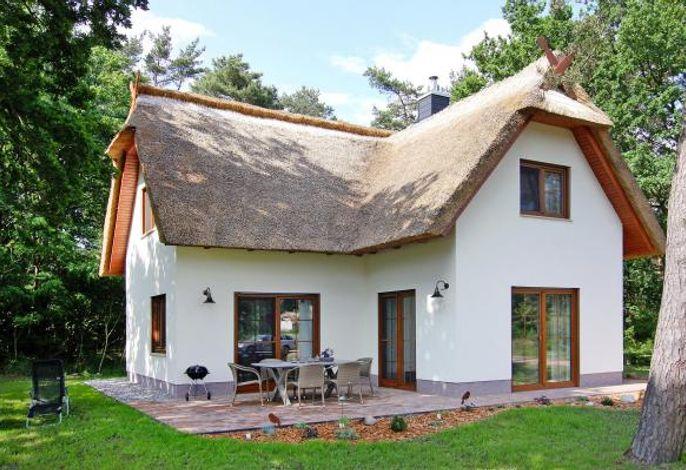 Ferienhaus Kranichnest, Zirchow