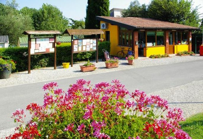 Caravanpark Fontanelle, Moniga del Garda