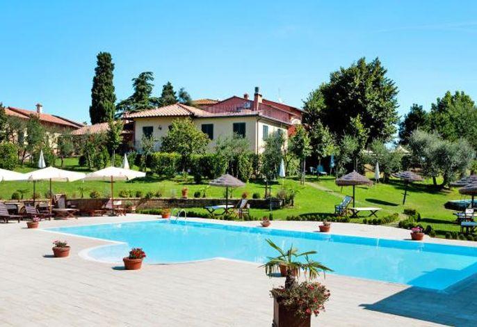 Agriturismo Borgo Pinete, Pinete Fucecchio