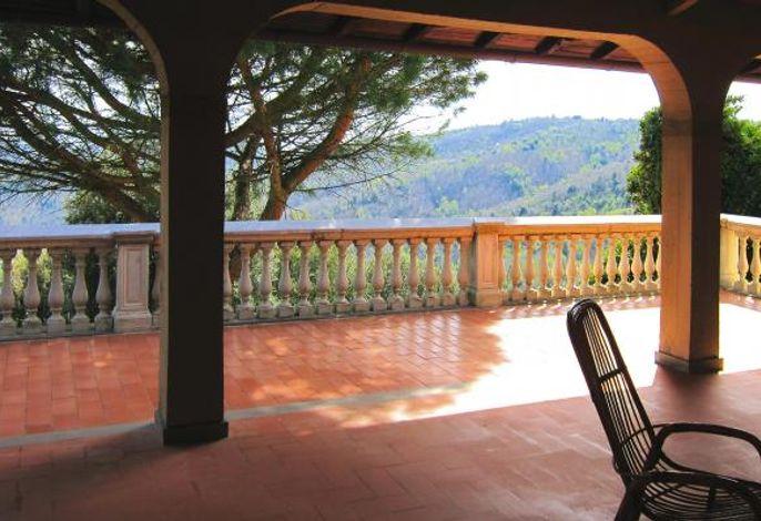 Ferienanlage Fattoria I Tribbi, Ambra-Bucine