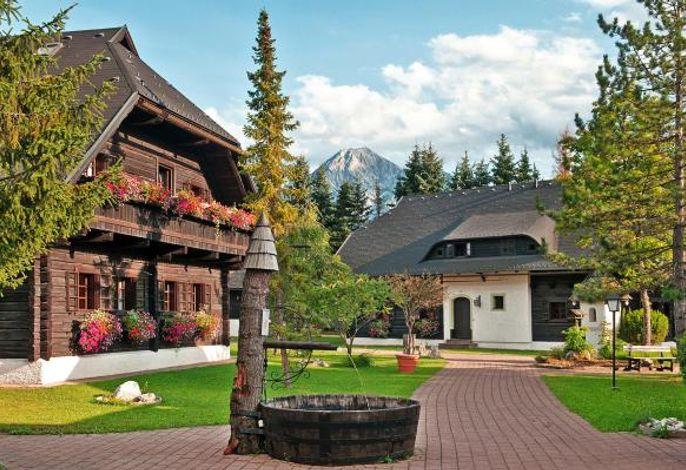 Feriendorf Naturel Hoteldorf Seeleitn, Faak am See