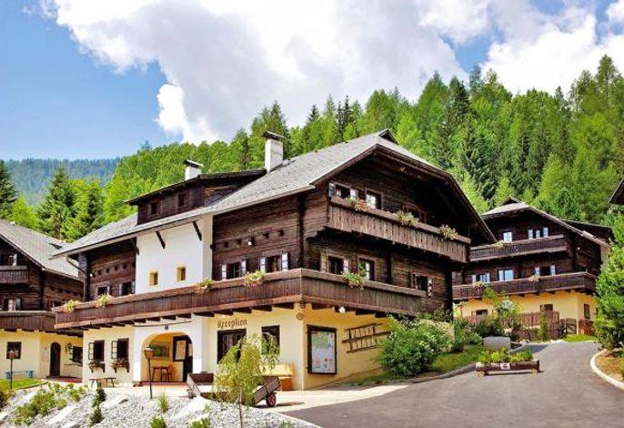 Feriendorf Kirchleitn - Dorf Großwild, Bad Kleinkirchheim