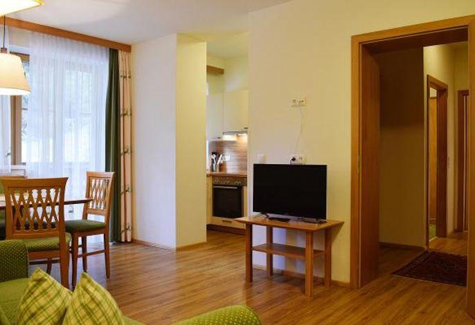 Ferienwohnungen Alpen Appartements Zauchensee, Altenmarkt