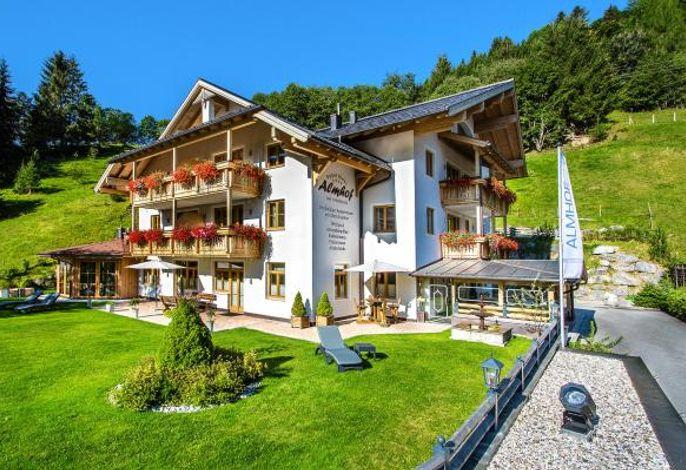 Appartements Alpin Almhof, Dienten