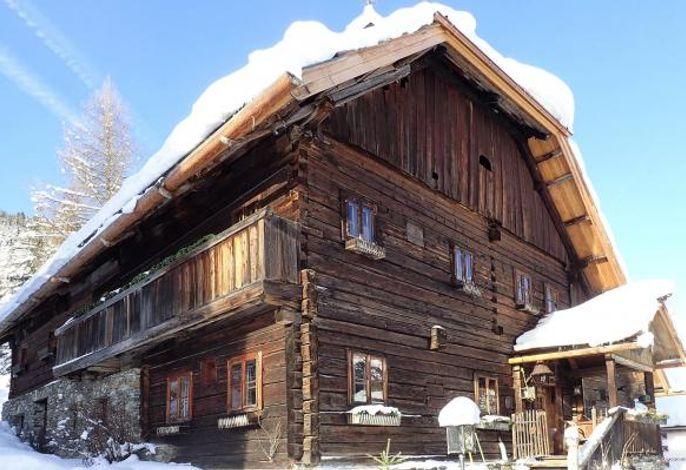 Ferienhaus Mesnerhaus Fuchsn, Weißpriach im Lungau