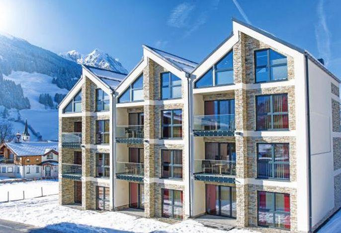 Appartementhaus Bergparadies, Dorfgastein