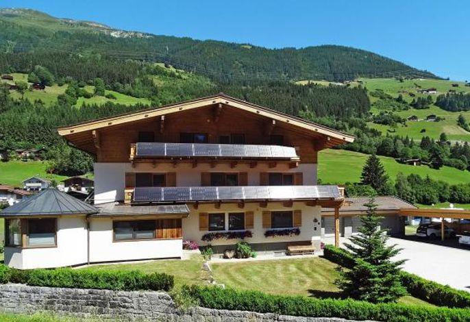 Appartements Haus Kaserer, Wald im Pinzgau
