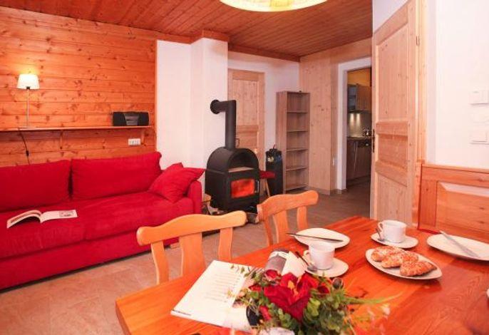 Ferienwohnungen Staudis Skihütten, Hochkrimml