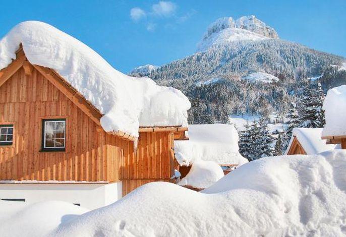 Ferienanlage AlpenParks Hagan Lodge, Altaussee
