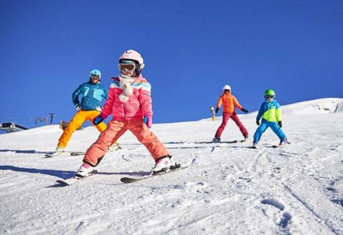 Skigebiet See © Bergbahnen See