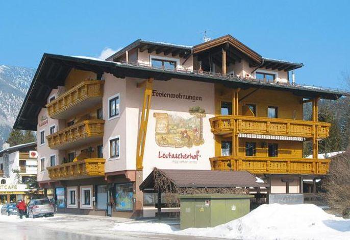 Appartementhaus Leutascherhof, Leutasch