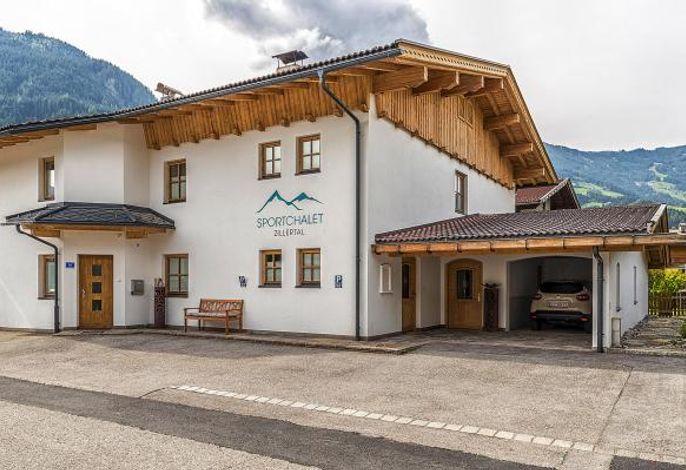 Doppelhaushälfte Sportchalet Zillertal, Uderns