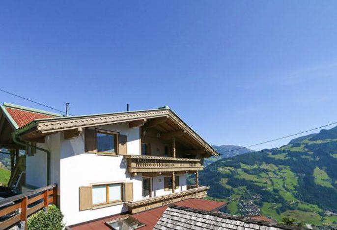 Ferienwohnung Sabina, Hippach im Zillertal