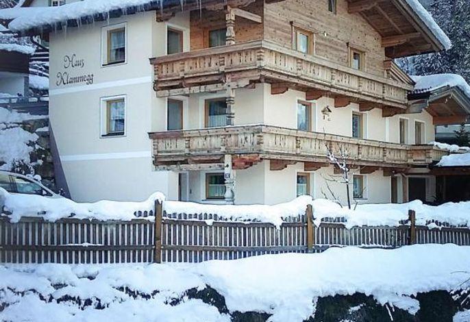 Appartementhaus Klammegg, Zell am Ziller