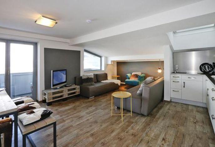 Appartementhaus Kristall, Ellmau
