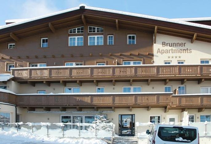 Appartementhaus Brunner, Wildschönau-Niederau