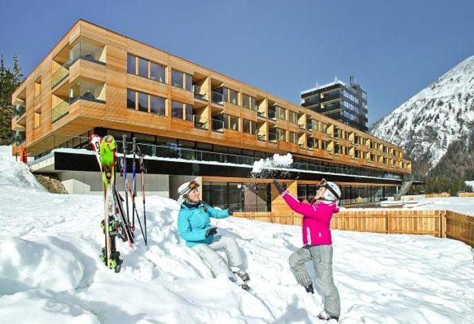Ferienanlage Gradonna Chalet Resort, Kals am Großglockner