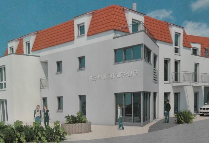 Appartements am Hindenburgplatz
