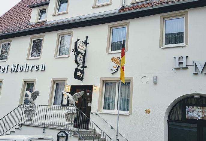 Gaststätte und Hotel Mohren