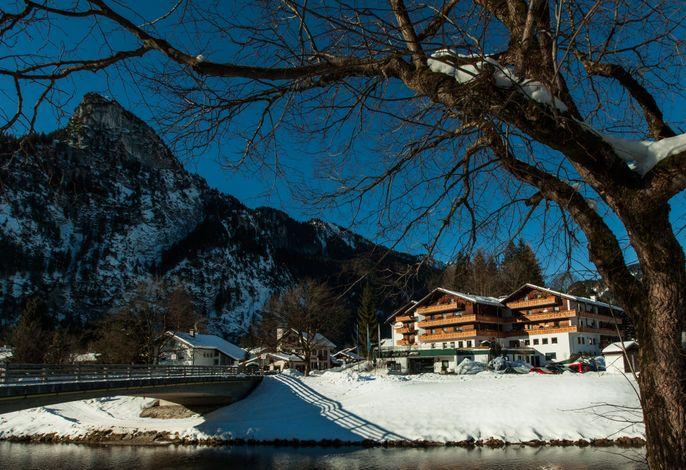 Parkhotel Sonnenhof - Oberammergau / Ammergauer Alpen