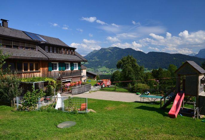 Bauernhof BIO-Ferienbauernhof Greber