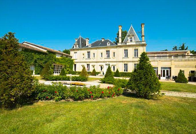 Château Meyre Symboles de France