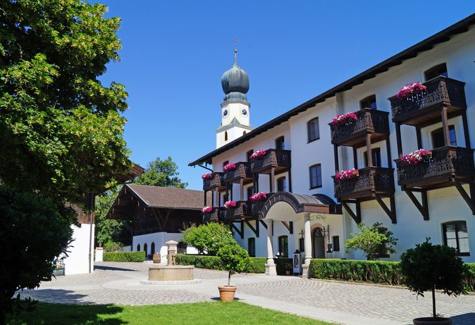 Gut Ising am Chiemsee