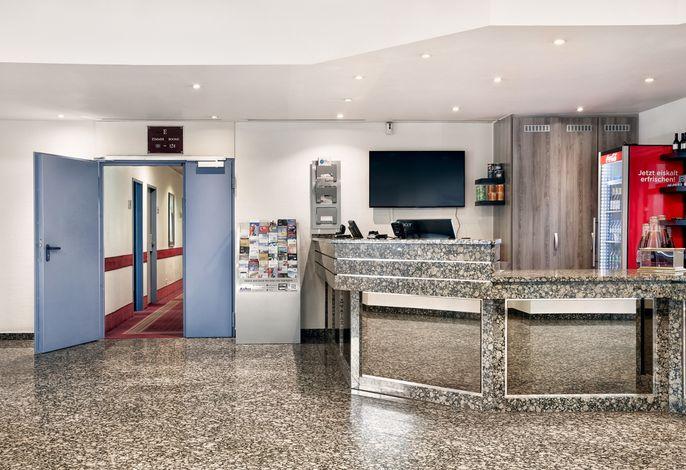 H+ Hotel Frankfurt Airport West