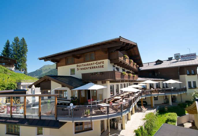 Hotel Panorama Ursprungs****