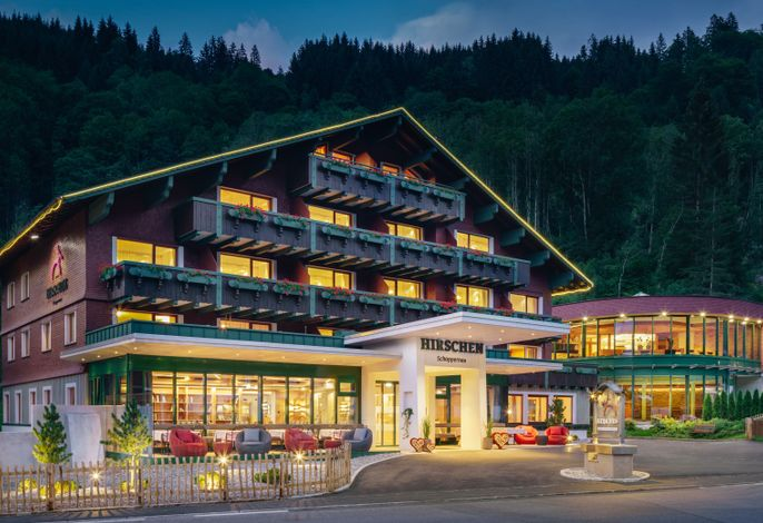 ****s Hirschen Wohlfühlhotel