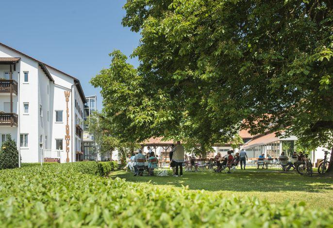 "Hotel Wolfringmühle – 3 Sterne Superior"""