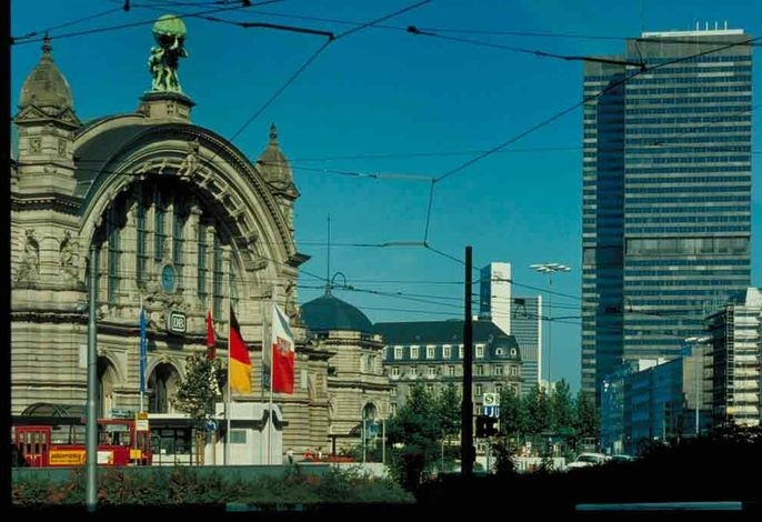 ibis Styles Frankfurt City